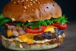 Nothing beats a good old burger, right?