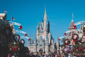 Who does not like Disney? Well, if you move to Orlando, you can go to the Disney World any day of the week!