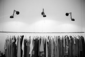 Protect your clothing by storing it properly