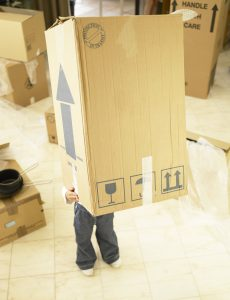moving box to pack your appliances for moving