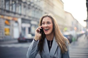 Calling someone to help you might help you with your relocation