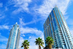 Buildings in Tampa Florida