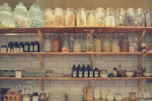pack your pantry for a move