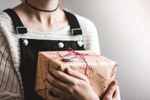 Unwanted gifts may also be the items you might want to leave behind when moving.