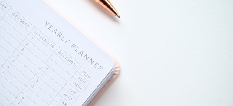 Moving planner