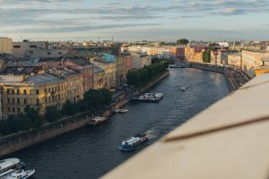 St Petersburg boasts so many interesting attractions.