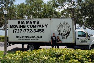 Big Mans Moving Truck