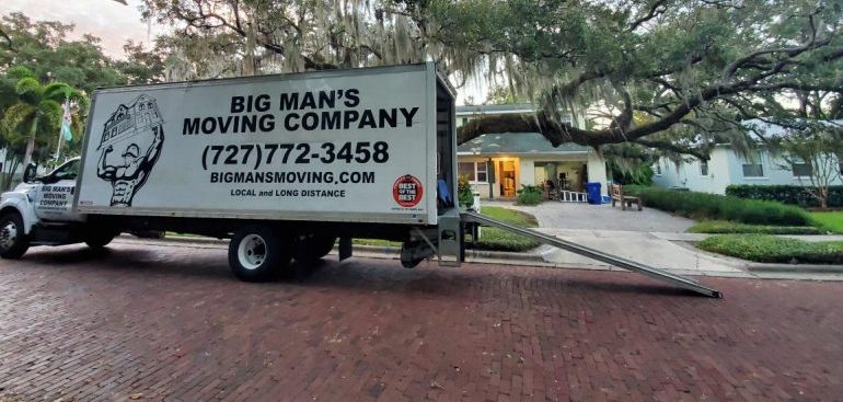 bigmans moving truck