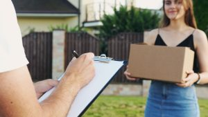 A person hiring movers in way to prevent damage to your home
