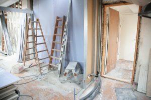 interior, remodeling