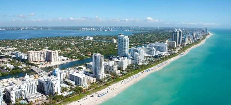 Miami is one of the best destinations in Florida for digital nomads