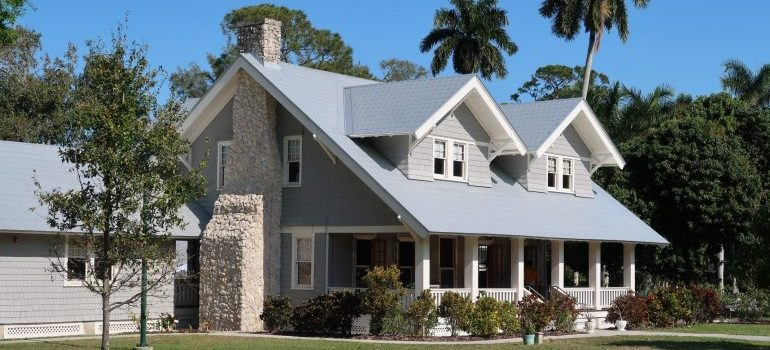 A family house in Florida