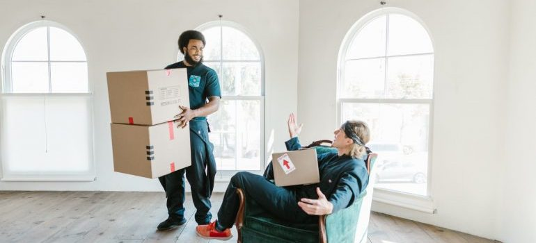 The results of knowing how to negotiate with your Florida movers