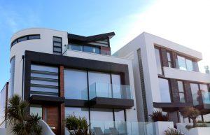 A luxurious home